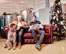 Our Brewdog xmas card 2019