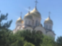 Храм в Геленджике