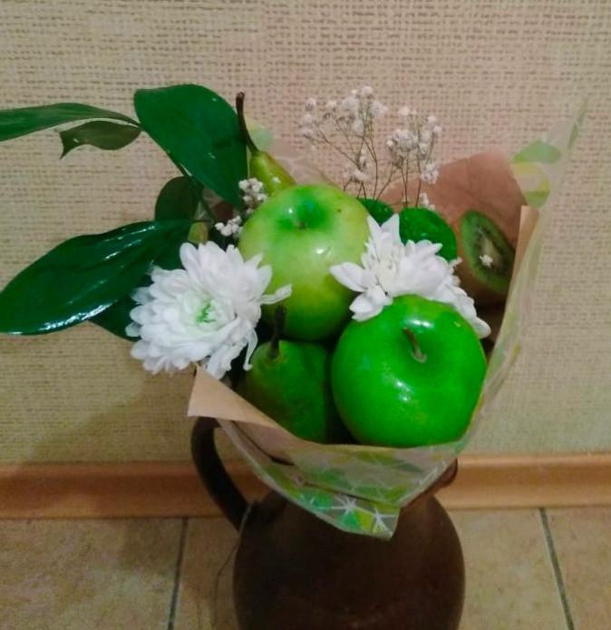 яблочное наслаждение букет вкусный_edite