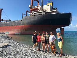 Фитнес экскурсия в Кабардинке