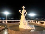 Невесточка в Геленджике