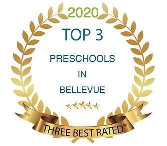 Three Best Rated Award