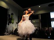 ouverture de bal mariage mariés suprise danse de salon marignane ecole de danse step dance's  saint victoret gignac la nerthe