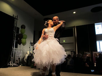 ouverture de bal mariage wedding dance danse mariés ecole de danse artistique step dance's
