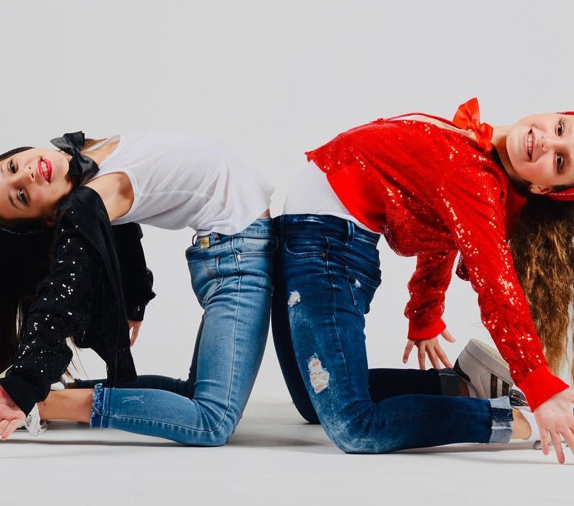 Orfei Gioia et Lola Bourrée New Style Ado