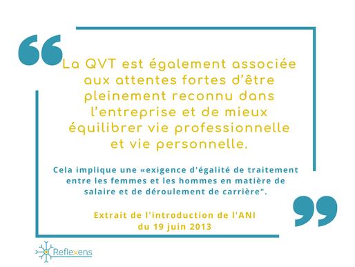 La QVT, qu'est-ce que c'est ? La suite
