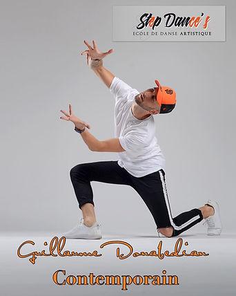 contemporain ecole de danse step dance's saint victoret marignane