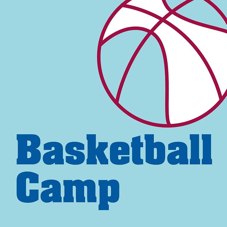Basketball Camp - Rising 3rd-5th Grades