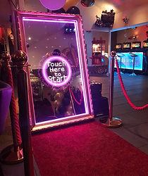Flagstaff Mirror Photo Booth