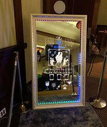 Sedona Reflection Mirror Photo Booth
