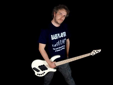 Alberto Rigoni (co-producer and bass)