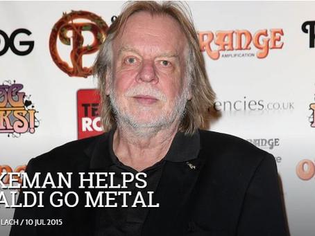 Rick Wakeman helps Vivaldi go Metal [Classic Rock Magazine]