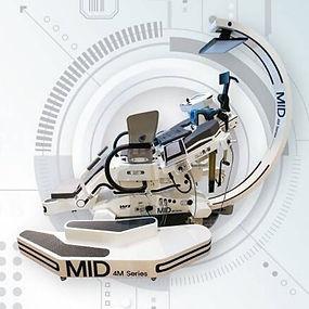 MID椎間盤減壓椅