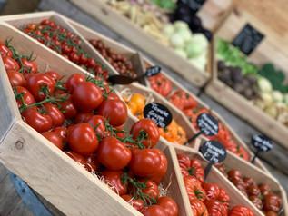 Tomates du Seeland