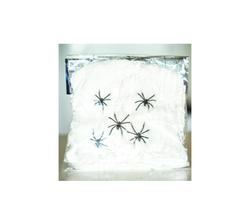 toile d'araignée blanc