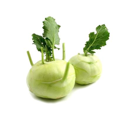 Choux Pomme / Kohlrabi