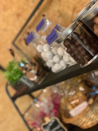Chocolat fait avec passion