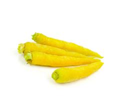 Carotte Jaune / Gelbe Karotten