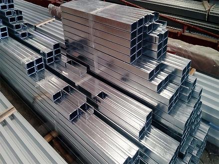 C-purlin-steel แปเหล็กสำเร็จรูป แปเหล็กตัวซี