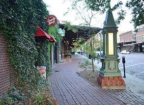 old market cobblestone walk in omaha