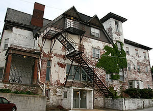 omaha haunted mansion