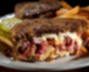 omaha reuben sandwich