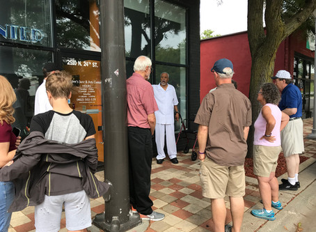 Free Walking Tour Showcasing North Omaha