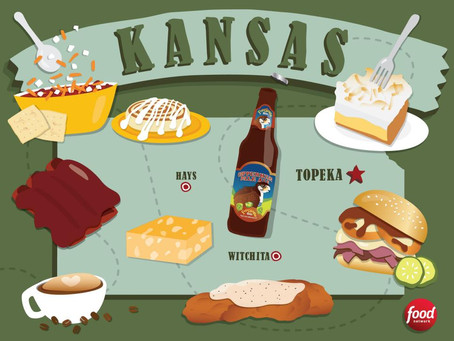 What should you eat in Kansas?