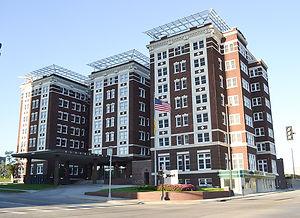 historic blackstone hotel in omaha
