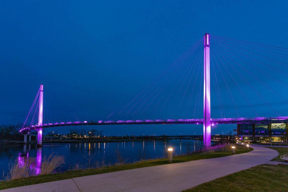Bob Kerry Pedestrian Bridge