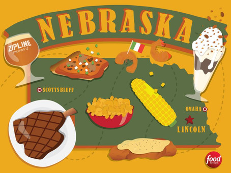 What should you eat in Nebraska?