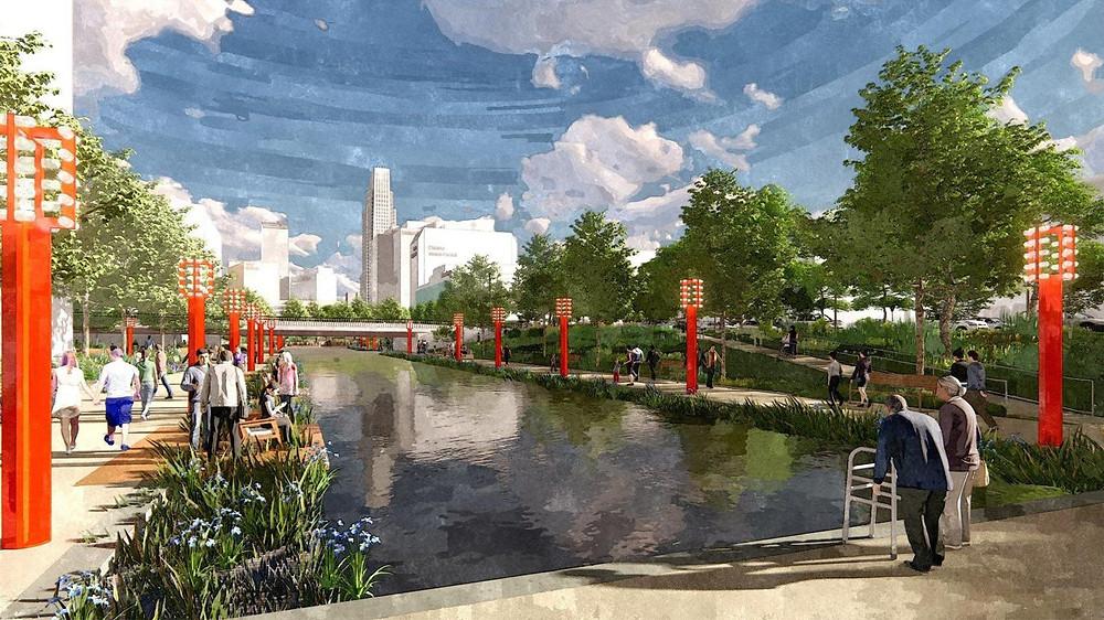 Omaha RiverFront Park