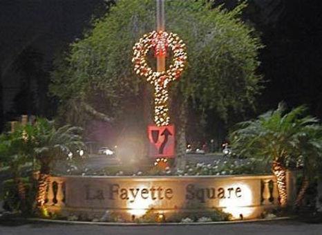 lafayette square christmas