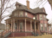 sherman hill historic district home