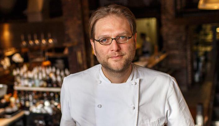 Chef Paul Kulik of Omaha