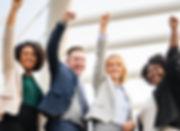 accomplishment achievement business people
