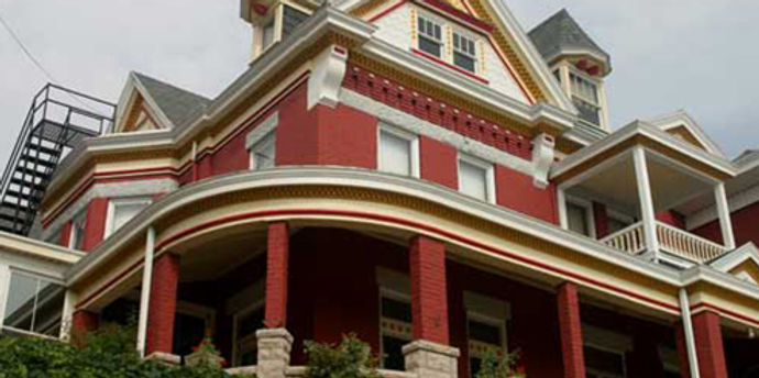 kc haunted historic home