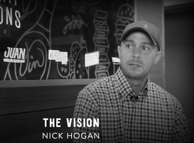 nick hogan of flagship restaurant group