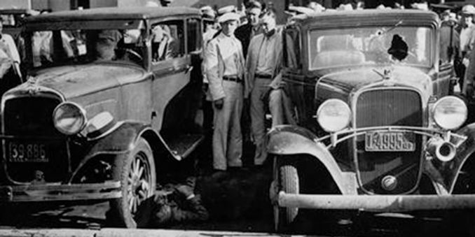 kc mob history