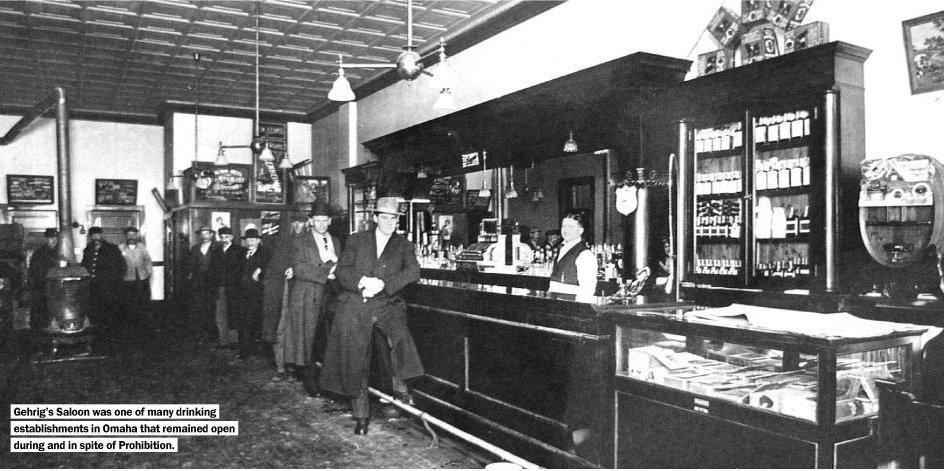 historic omaha bar during prohibtion