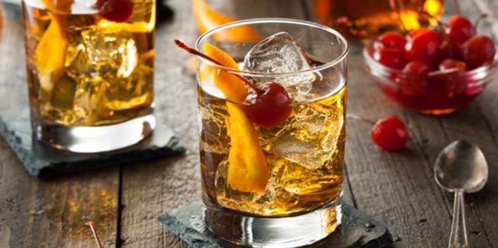 KC downtown distillery drinks
