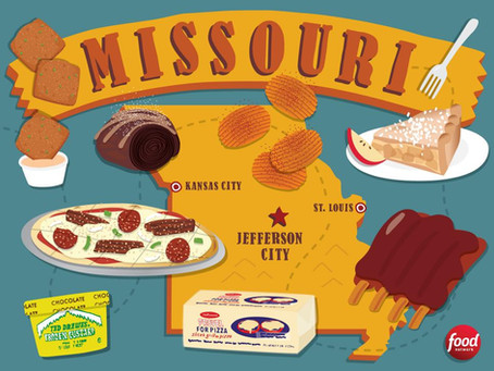 What should you eat in Missouri?