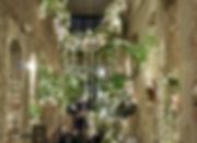 old market passgeway at christmas