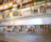el bait shop beer taps