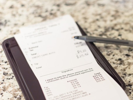 Guidelines on Tipping for Great Service