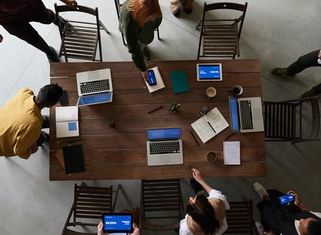 Kansas City Work Team Reconnections