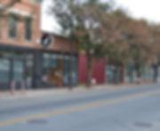 street in historic North Omaha
