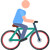person biking icon