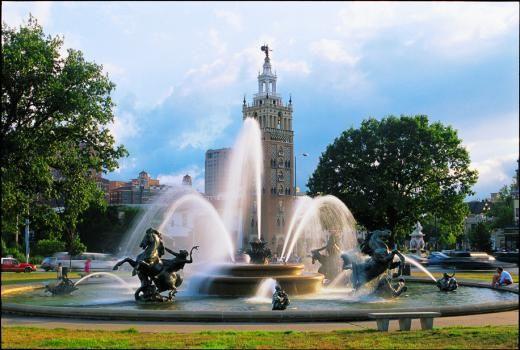 J. C. Nichols Fountain