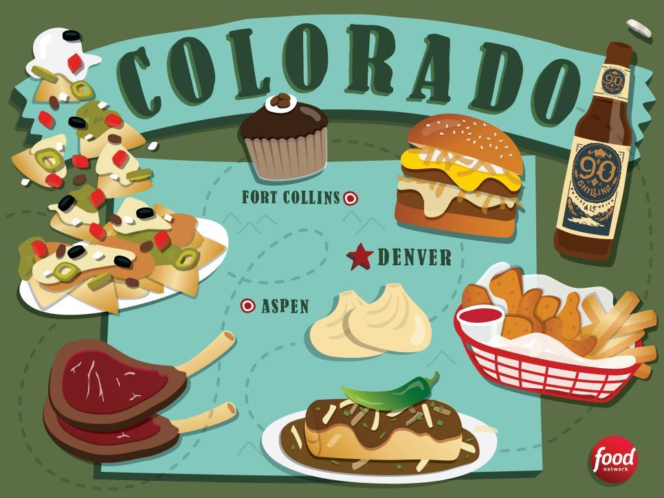 Colorado famous foods